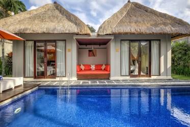 Villa Jerami - Three Bedroom Pool Villa